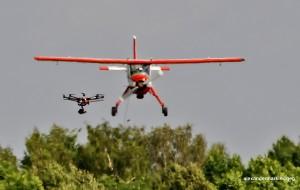 Ilmailija-Yrmy muistuttaa lennokkiharrastajia pelisäännöistä