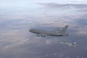 Boeingin uuden tankkerin sarjatuotanto lähenee