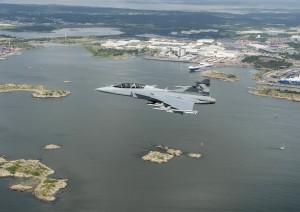 Ruotsi-yhteistyö voi vaikuttaa Suomen hävittäjävalintaan