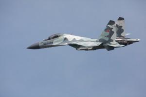 Valko-Venäjä korvaa MiGit Suhoilla
