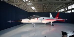 Japanin uuden häivehävittäjän roll-out