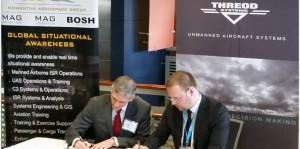 Virolainen droonivalmistaja sai kumppanin USA:sta