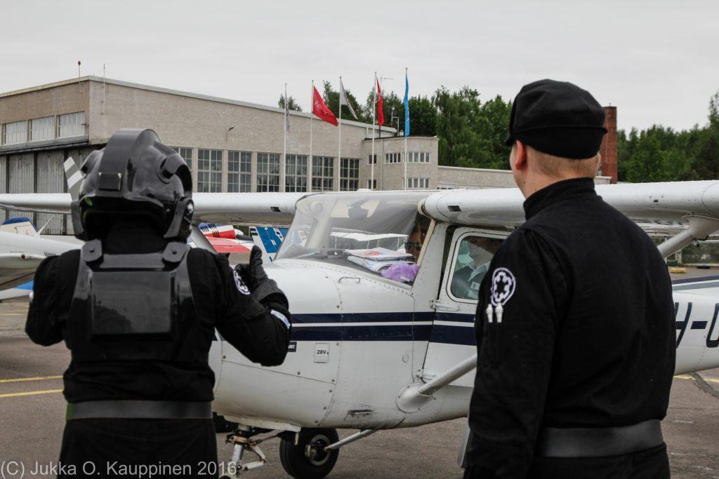 Malmi Fly In / Helsinki Malmi lentokenttä airport