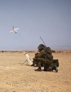 Raytheon alkaa jatkokehittää israelilaista kamikaze-lennokkia