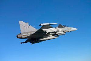 Ruotsin ilmavoimilla on MiGin tappaja