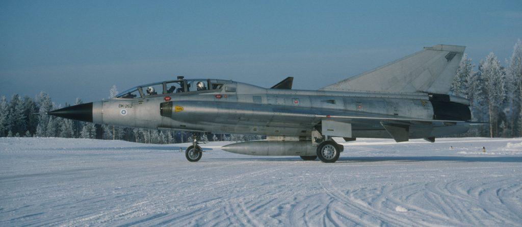 Saab 35C Draken