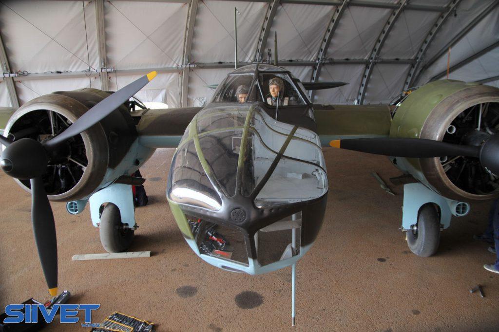 Bristol Blenheim Mark IV, BL-200. Kuva: Jukka O. Kauppinen.