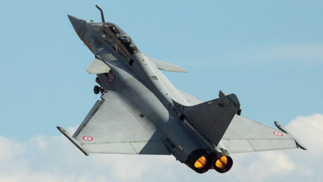 """Dassault Rafale Dynamic Duo. Kuva: Jari """"Muto"""" Viitala"""