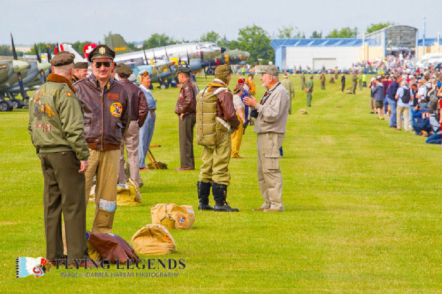Flying Legends Air Show / kuva: Darren Harbar Photography