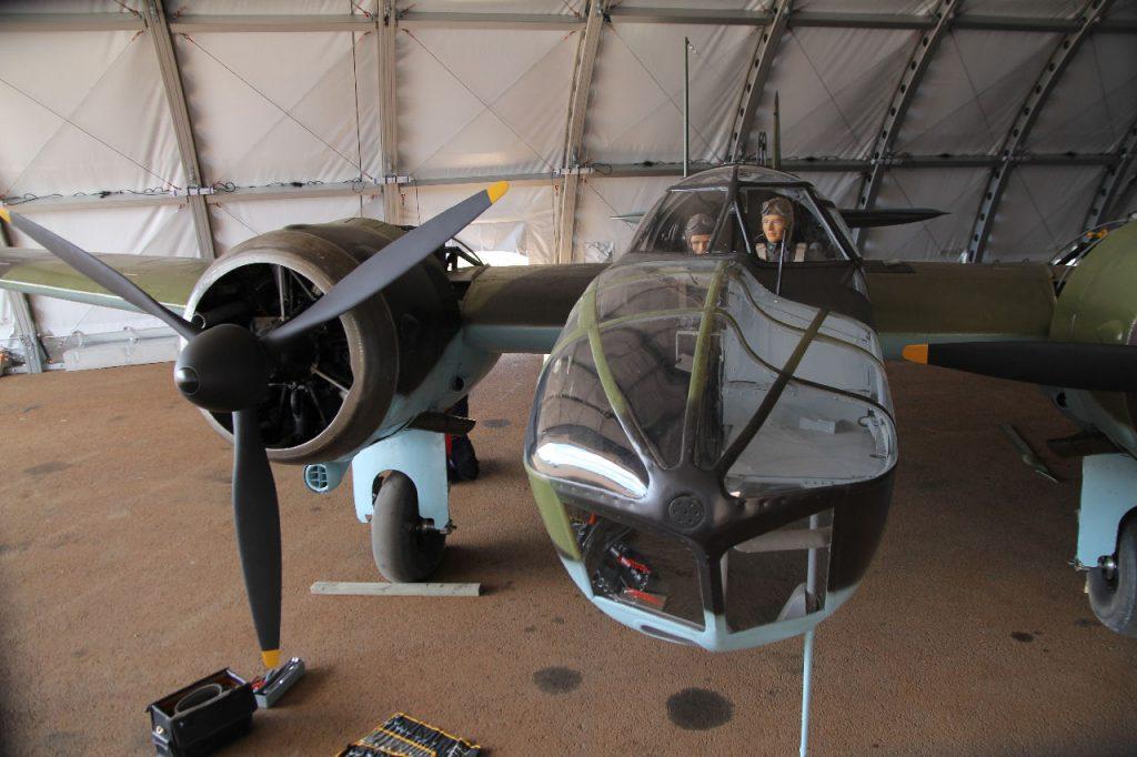Bristol Blenheim BL-200. Kuva: Jukka O. Kauppinen