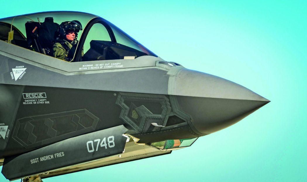 Lockheed-Martin F-35