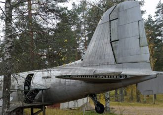 "DC-3 ""DO-5"". Kuva: Juha Ritari."