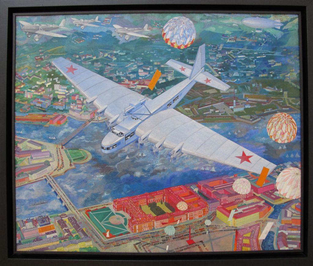 Tupolev ANT-20 Maxim Gorky – Siivet 4/2016.