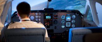 Patria lentäjäkoulutus