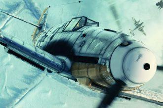 Messerschmitt 109 / IL-2 Sturmovik. Siivet 1/2015.