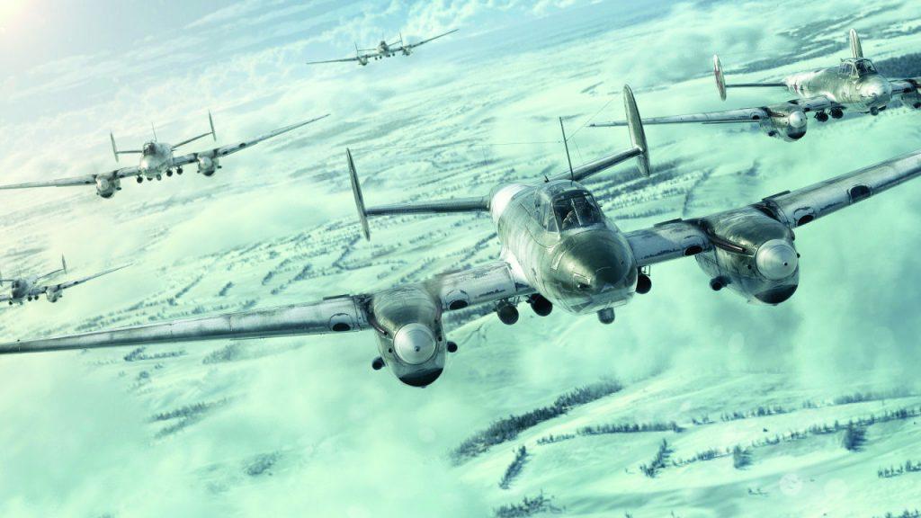 Pe-2 / IL-2 Sturmovik. Siivet 1/2015.
