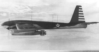 Toisen maailmansodan lennokkisotaa. TDR-1. Kuvat: Greg Goebel / Wikimedia Commons. Siivet 2/2016.