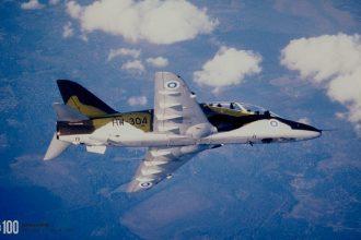 BAE Hawk -suihkuharjoituskone. Kuva: Ilmavoimat.