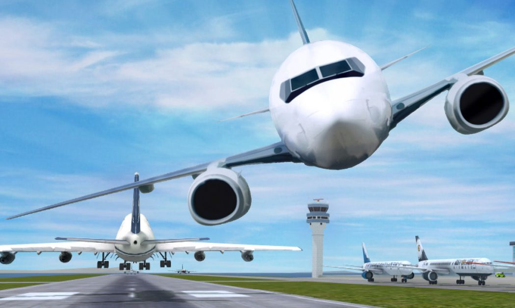 Airport Madness 3D / Siivet 4/2016