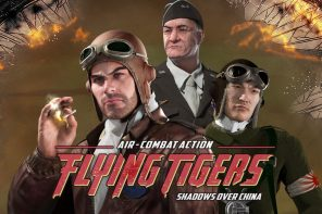 Flying Tigers: Shadows Over China - Siivet 4/2016