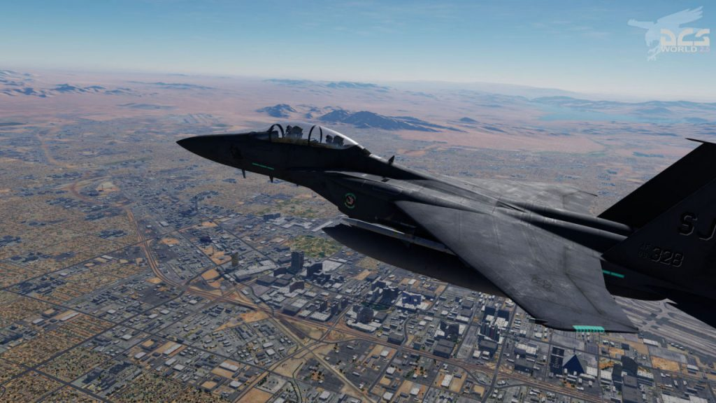 DCS: Digital Combat Simulator. Siivet 2/2015.