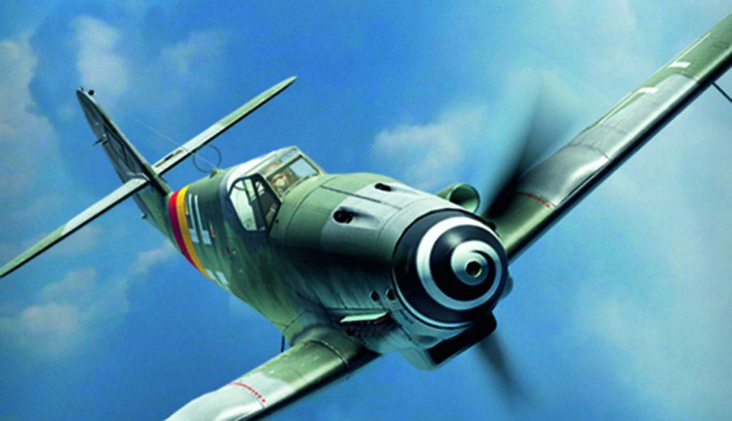 Digital Combat Simulator, Bf 109 K-4 Kurfürst. Siivet 2/2015.