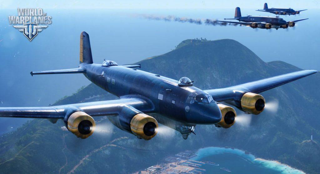 Wargaming.Net: World of Warplanes