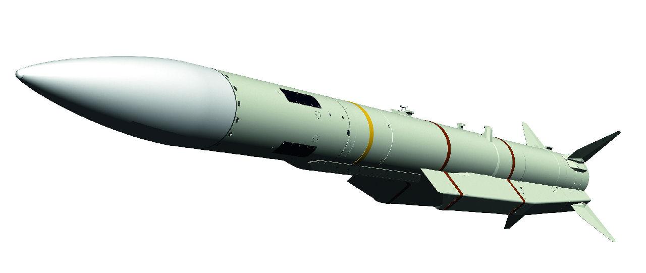 MBDA Meteor -ilmataisteluohjus.