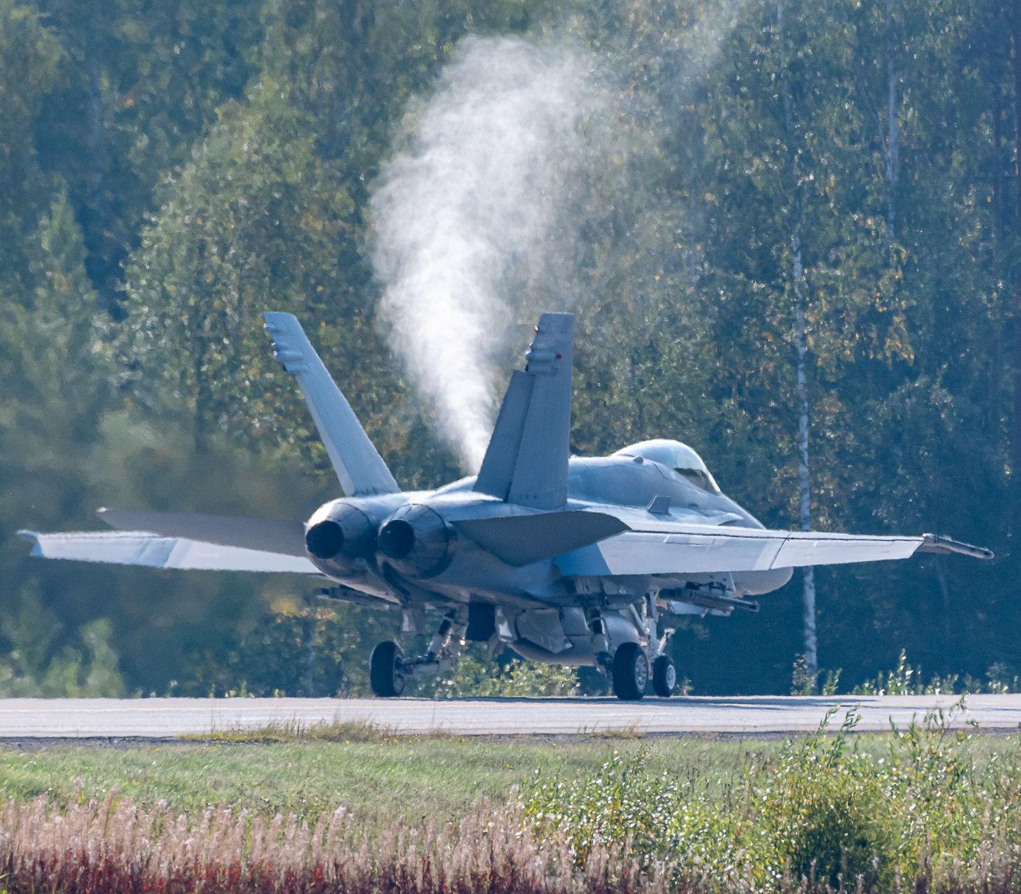 ilmavoimat harjoitukset