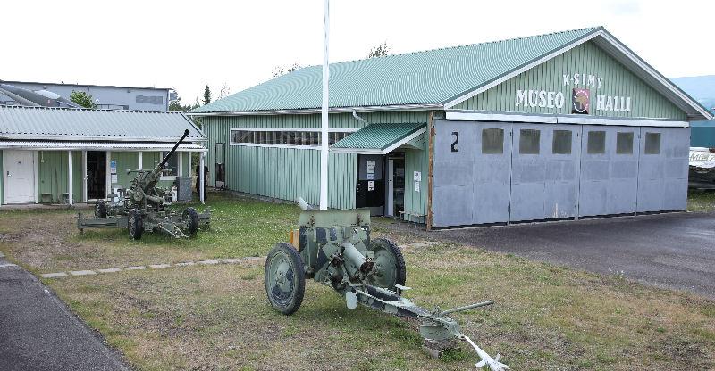 Karjalan ilmailumuseo. Kuva:Jukka O. Kauppinen